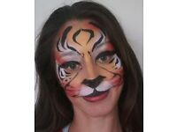 ****£35 per hour PROFESSIONAL FACE PAINTER FACE PAINTING****