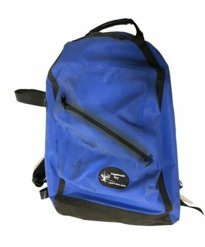 Sagebrush Dry Gear | Dry Daypack | Rainy and Wet Climates | Blue | Waterproof