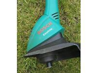 Bosch grass strimmer