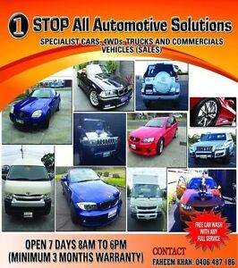 Business4Sale inc.(Mechanical/Smash repairs+Car wash+Car dealership) Reservoir Darebin Area Preview