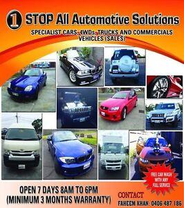 Business for Sale inc.(Car Sales +Mechanical+Smash repairs+Car wash) Reservoir Darebin Area Preview