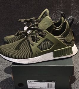 Adidas NMD XR1 Olive Green Us9.5 Melbourne CBD Melbourne City Preview