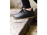 NEW: Nike Air Force 1 black size 6