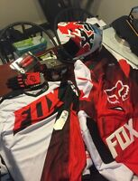 Brand new fox dirtbike suit (pants & jersey only) $175OBO