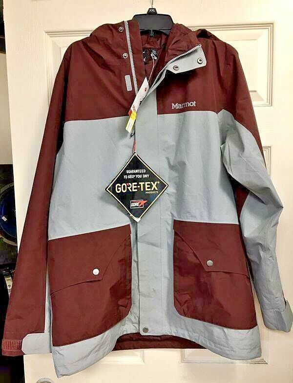 NEW MARMOT GORE-TEX '74 COLLECTION WEND JACKET SIZE LARGE