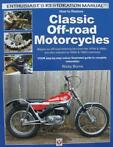 Boek :: How to Restore Classic Off-road Motorcycles