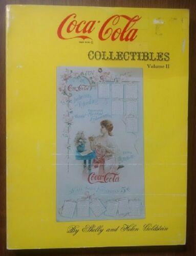 COCA-COLA COLLECTIBLES VOLUME II - RARE BOOK - GREAT FULL COLOR PHOTOS