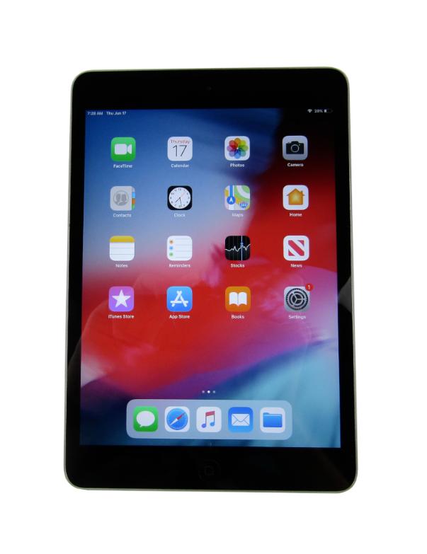 Apple iPad mini 2, A1489 7.9'' Tablet 16GB Wi-Fi - Space Gra