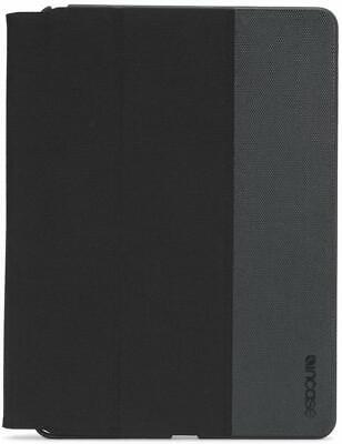 "Incase iPad Air 3 (2019) & Pro 10.5"" Book Jacket Folio Case Cover & Stand Black"