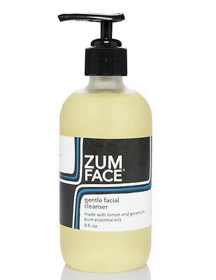 Cleanser Gentle Facial Wash - Gentle Facial Cleanser Zum Face Indigo Wild 8oz NEW natural citrus face wash