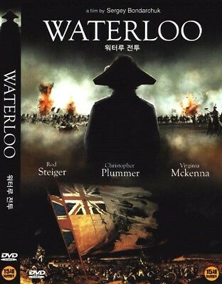 Waterloo (1970) New Sealed DVD Sergey Bondarchuk