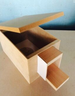 Budgie breeding boxes - New