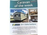 BEAUTIFUL FAMILY STARTER CARAVAN SITUATED IN NORTH WALES QUICK SALE NEEDED LIMITED TIME ONLY