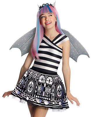 New Monster High Rochelle Goyle Girls Costume Sz- L by Rubies 881679 - Rochelle Goyle Kostüm