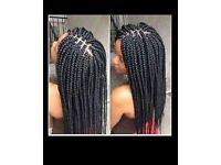 Hairdresser ( Afro Caribbean, Caucasian )