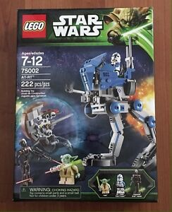 Lego AT-RT Sealed in Box 2013 Retired Set