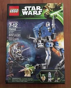 Brand New Sealed Lego AT-RT 2013 Retired Set