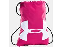 Brand new Under Armour gym bag sackpack
