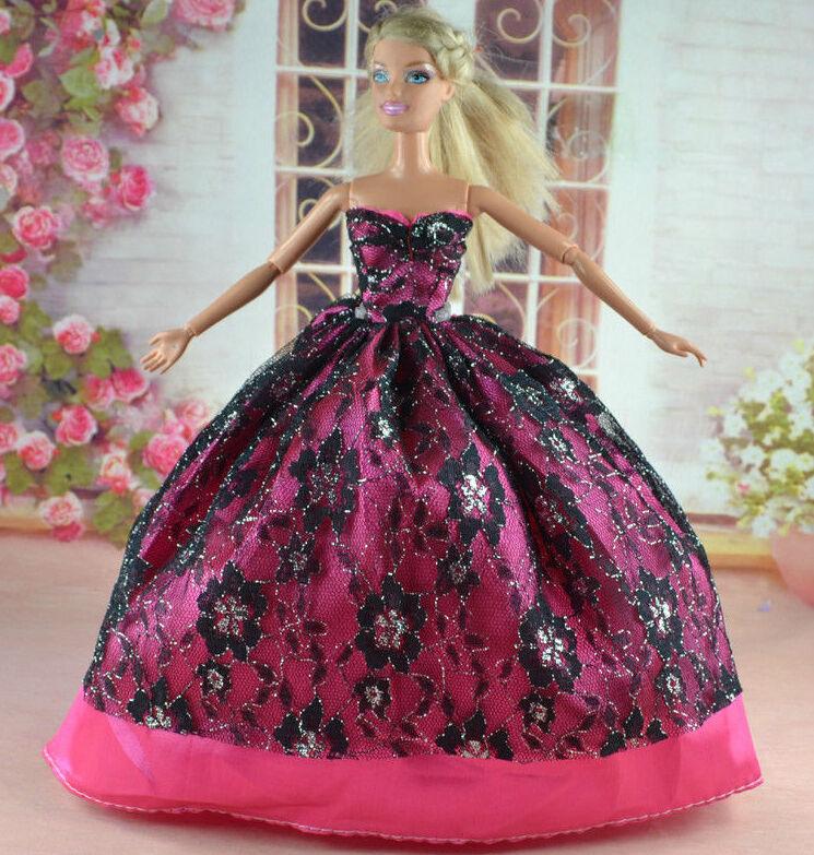Barbie Fashion: Die elegantesten Abendkleider für Barbie