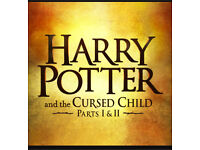 SWAP 2 x Harry Potter and the Cursed Child tickets for 6th and 7th April