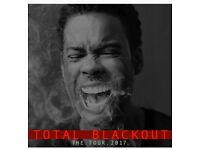 2 xBlock 1 Chris Rock tickets Birmingham Thurs 25th Jan