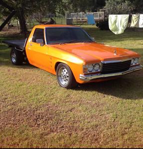 1977 Holden Ute 1 TONNER (Over $23000 spent) Ararat Ararat Area Preview