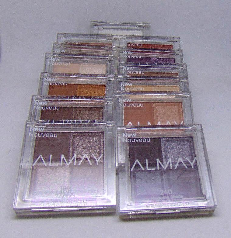 ALMAY  Eye Shadow Quad 0.12oz./ 3.5g Choose Shade