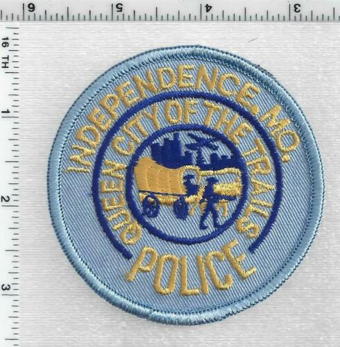 Independence Police (Missouri) 1st Issue Cap/Hat Patch