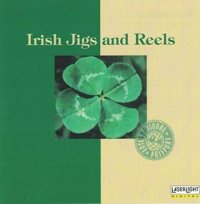Irish Jigs & Reels by Various Artists Music CD 1998 Laserlight ()