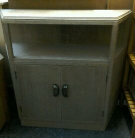 Wooden cabinet #30538 £15