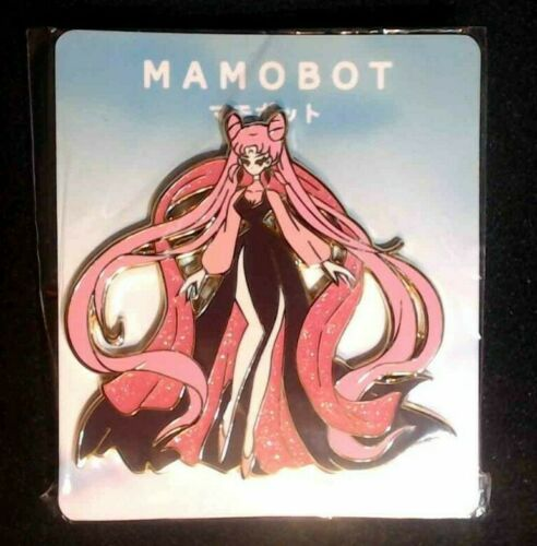 Mamobot, Sailor moon Black Lady pin