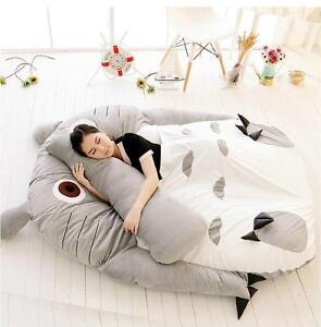 Huge Comfortable Cartoon Totoro Bed Sleeping Bag Pad 120315