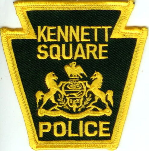 Kennett Square Police Patch Pennsylvania PA