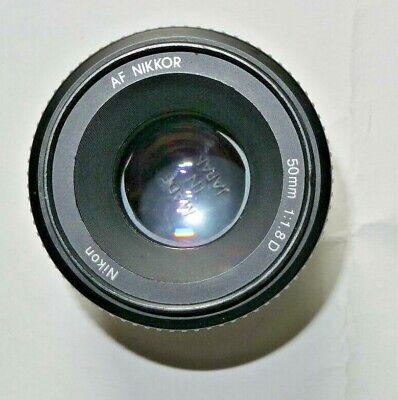 Nikon AF  50mm 1.8 segunda mano  Embacar hacia Mexico