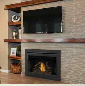 Gas/Electric Fireplaces, Conversion Kits London Ontario image 2