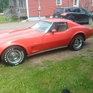 Rare 1977 Corvette Stingray