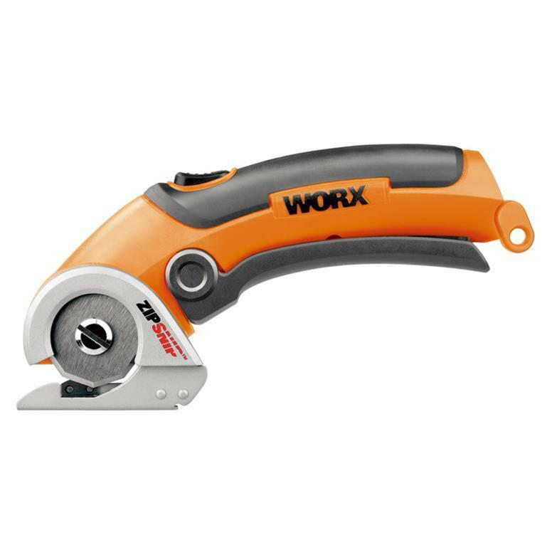 WORX WX081L ZipSnip Cordless 4V Electric Scissors with Self