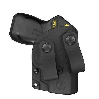 Fits Taser Pulse Blade Tech Iwb Kydex Holster 30051 Black Police Tactical Case