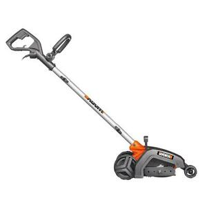 WG896 WORX Electric 2-in-1 Lawn Edger & Trencher, 12 Amp 7.5