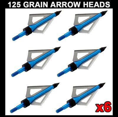 Willow Leaf Broadheads 150 Grain Crossbow Arrowheads Perfect For Hunting T3