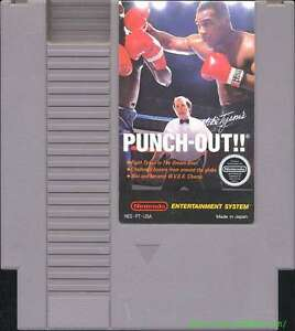 Mike Tyson's Punch-Out!! NES