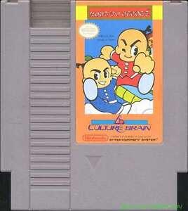 Kung-Fu Heroes NES