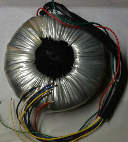 Amveco Magnetics Transformer- AA-26605B  230V 5000VA