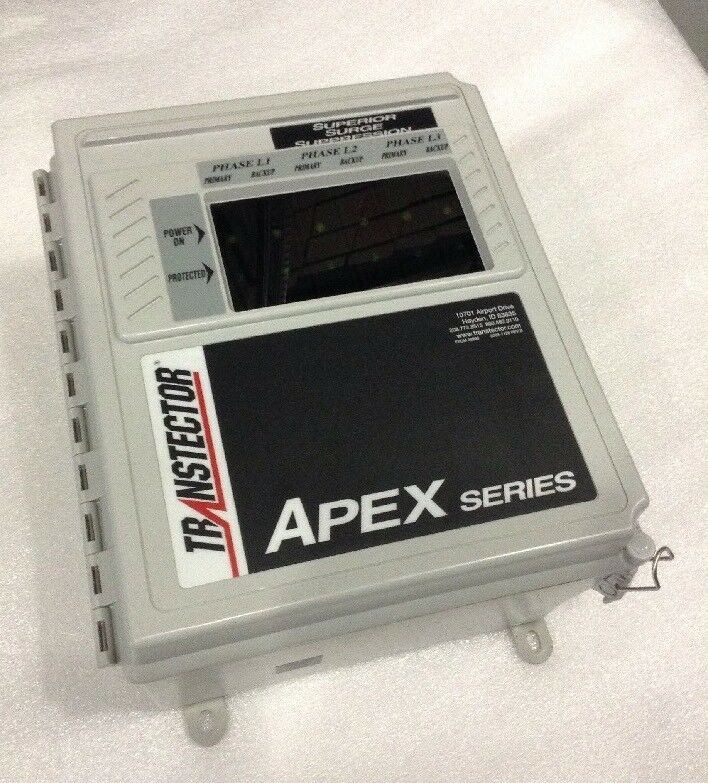 Transtector APEX IV X5 Series 1101-464 Surge Protector 120/208