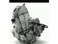 Motorcycle repairs and servicing. Motorcross engine rebuilds.