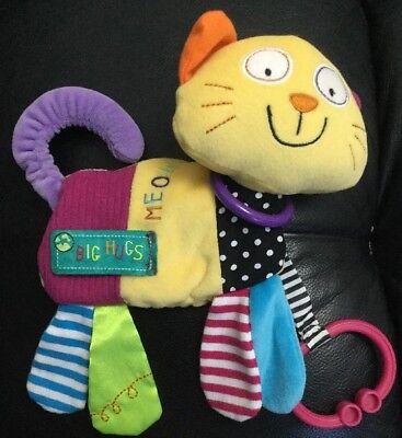 Babies R Us Big Hugs Cat Meow Comforter