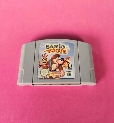 Banjo Tooie N64 Nintendo 64 pal