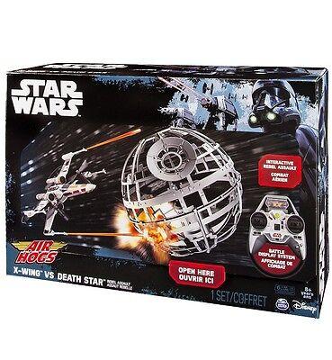 Air Hogs - Star Wars X-wing vs. Death Star, Rebel Assault - RC