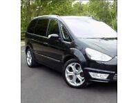 RENT PCO FORD GALAXY ONLY £130 PW UBER READY