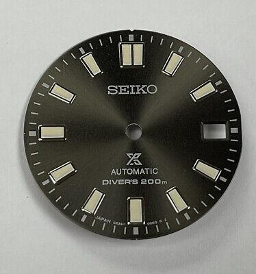 Seiko OEM Genuine SPB143 SBDC101 62MAS REISSUE Dial Only Original Prospex